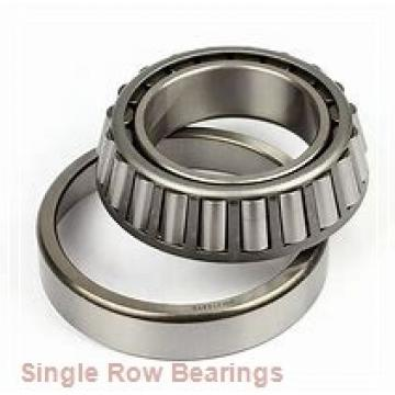 NSK  93800A/93125 SINGLE-ROW BEARINGS